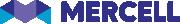 Mercell logo cmyk dark